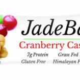 JadeBar - Cranberry Cashew Flavor